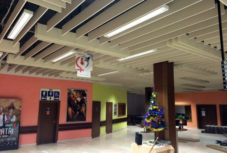 Cinema Portyč Foyer